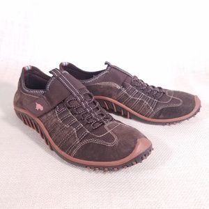 Rocket dog Brown Suede Fashion Sneakers